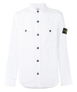 Stone Island | Arm Patch Shirt Size Large