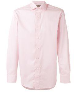Canali   Plain Shirt 44
