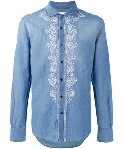 Ermanno Scervino | Рубашка С Вышивкой