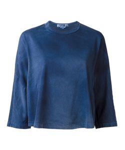 COMME DES GARCONS COMME DES GARCONS   Comme Des Garçons Comme Des Garçons Three-Quarter Length Sleeve Sweatshirt