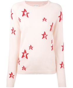 Chinti And Parker | Cashmere Star Sweater