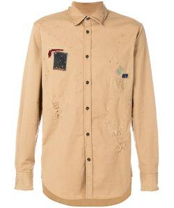 Dsquared2 | Рубашка С Заплаткой