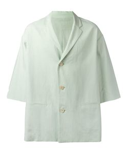 Qasimi   Three-Quarters Sleeve Boxy Jacket Size 46