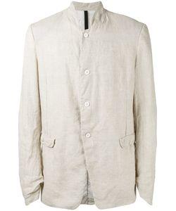 Poème Bohèmien | Poème Bohémien Slim-Fit Blazer 52 Linen/Flax/Cotton