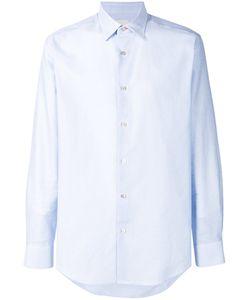 Paul Smith | Фактурная Рубашка С Длинными Рукавами