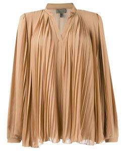 TONY COHEN | Ruched Blouse 40