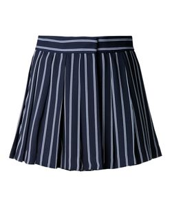 Mikio Sakabe | High Waist Pleated Stripe Shorts Size Small