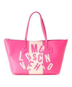 Love Moschino | Contrast Logo Shoulder Bag Polyurethane