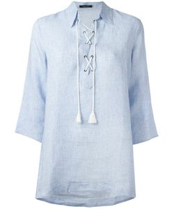 Roberto Collina | Neck-Tie Blouse M