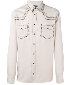 Laneus | Embellished Shirt 48
