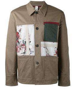 Antonio Marras | Patchwork Jacket 50 Cotton/Spandex/Elastane