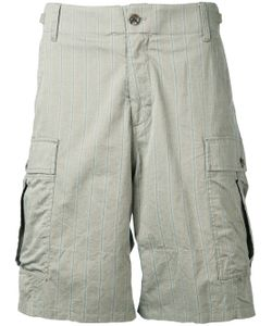 Undercover | Faint Striped Cargo Shorts