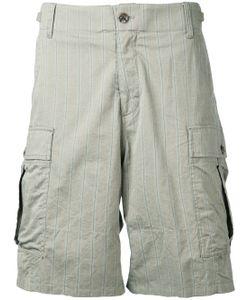 Undercover | Faint Striped Cargo Shorts
