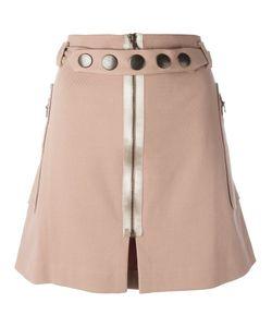 ROMEO GIGLI VINTAGE   Short Studded Skirt 44