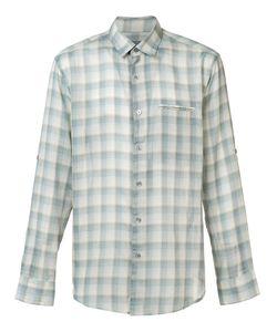 John Varvatos | Checked Shirt