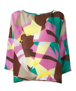 Missoni | M Abstract Print Blouse