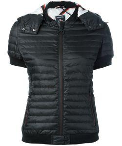 ROSSIGNOL   Short-Sleeved Puffer Jacket Size 38