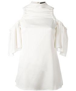 Ellery | Блузка С Вырезами На Плечах