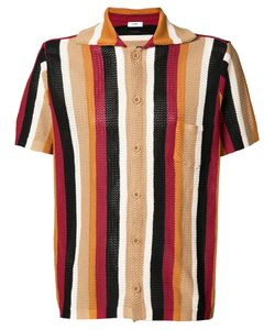 CMMN SWDN | Wes Striped Shirt Men