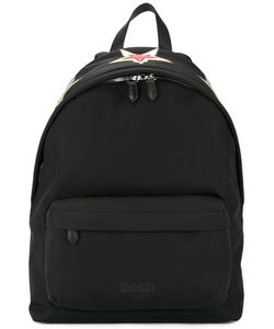 Givenchy | Star Patch Backpack Cotton