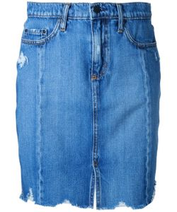Nobody Denim | Tilda Skirt Roughed Up