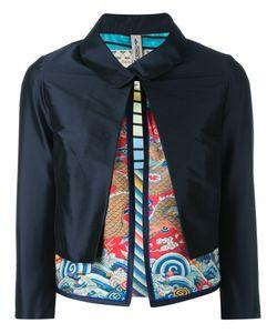 Herno | Layered Cropped Jacket Size 36