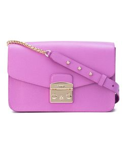Furla | Studded Chain Strap Bag