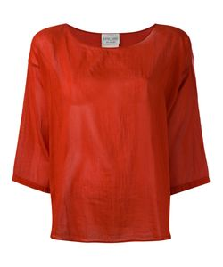 Forte Forte | Three-Quarter Sleeve Blouse Size 1