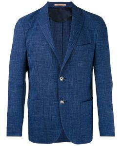 Corneliani | Two-Button Blazer 48
