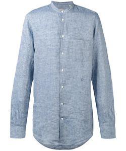 Massimo Alba   Striped Shirt Size Xl