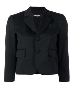 Dsquared2 | Cropped Fitted Blazer Size 40