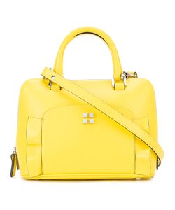 Manurina | Ruffle Trim Shoulder Bag