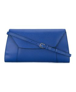 Valextra | Horizontal Envelope Clutch