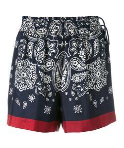 Moncler | Paisley Print Shorts Size 44