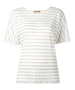 Cruciani | Striped Knitted Top Size 44