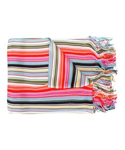 Missoni | Striped Fringed Scarf