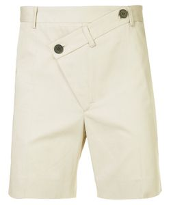 Icosae | Dropped Waist Shorts Large Cotton