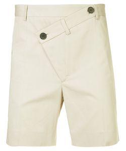 Icosae | Dropped Waist Shorts Large Cotton