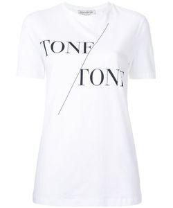 ÊTRE CÉCILE   Tone T-Shirt Size Medium