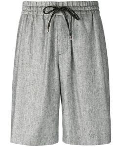 BERNARDO GIUSTI | Drawstring Waist Shorts