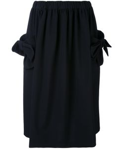 COMME DES GARCONS COMME DES GARCONS | Comme Des Garçons Comme Des Garçons Bow Pocket Skirt