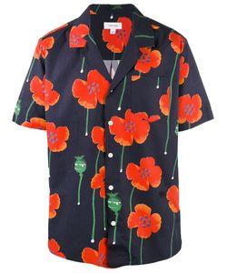 Soulland | Short-Sleeve Shirt Size Large