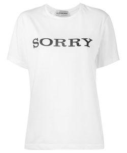 Walk of Shame | Sorry Cotton T-Shirt 38 Cotton