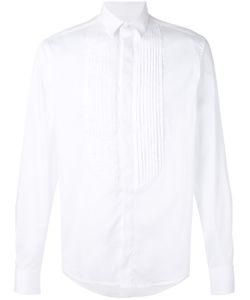 Christian Pellizzari | Pintucked Shirt