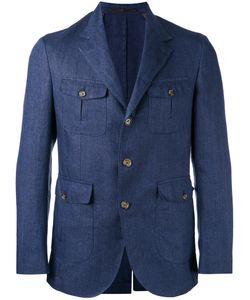Eleventy   Chest Pocket Blazer Size 56