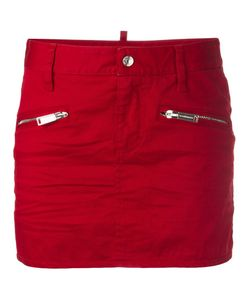 Dsquared2 | Zip Pocket Mini Skirt