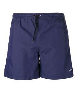 MP MASSIMO PIOMBO | Classic Swim Shorts Size Large