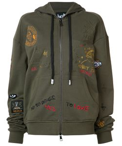HACULLA | Embroidered Zip Hoody Size Xxs