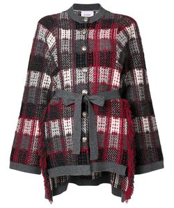 BARRIE | Checked Cardigan Women S