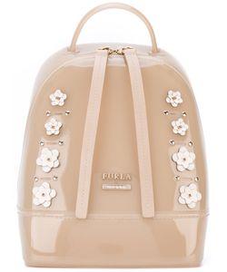 Furla | Embellished Backpack